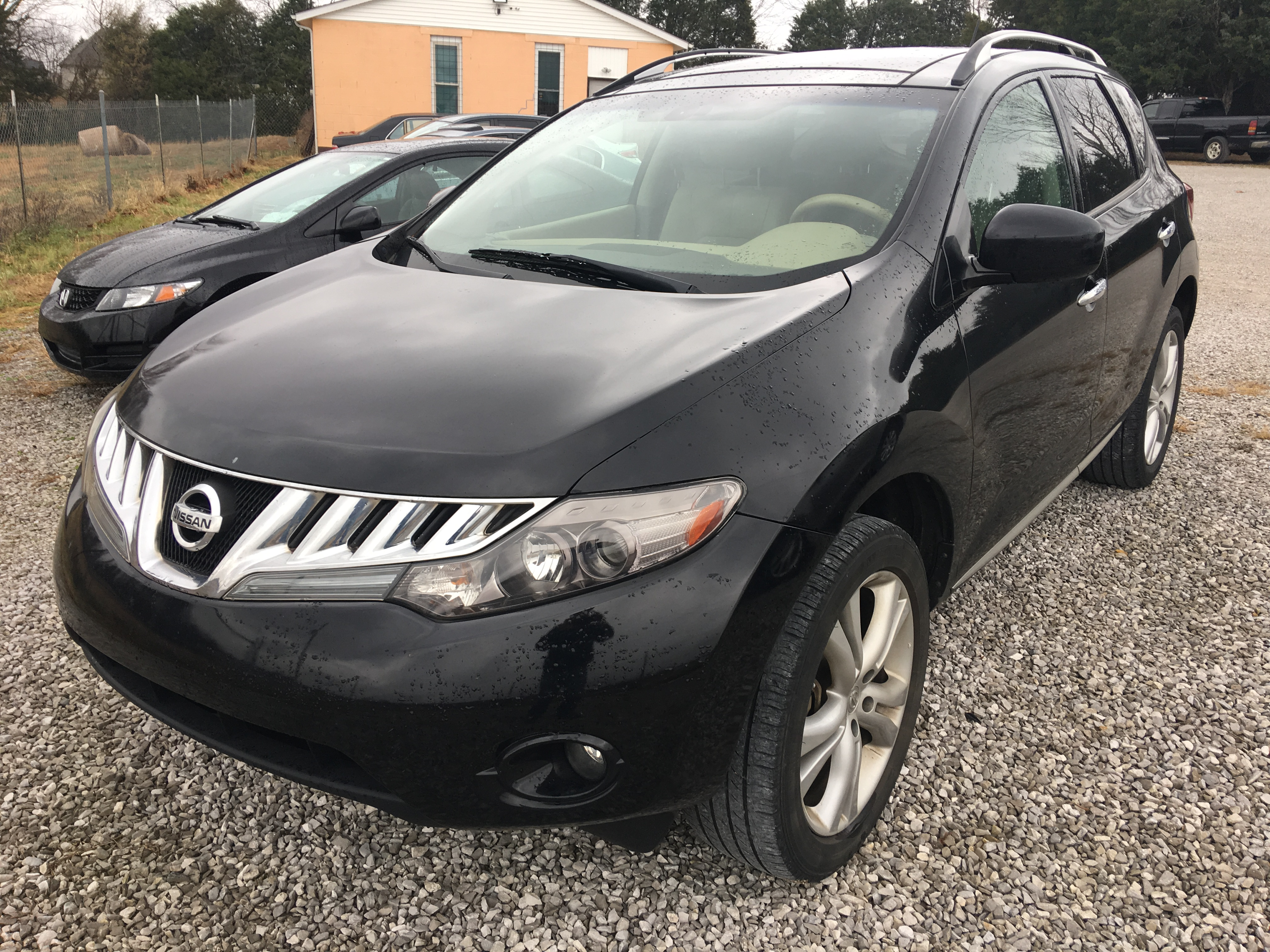front 2010 Nissan Murano